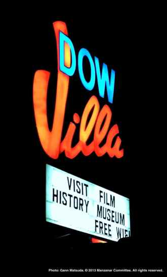 The Dow VIlla Hotel in Lone Pine, CA is our headquarters on Pilgrimage weekend.
