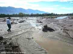 Manzanar Flood Damage 1