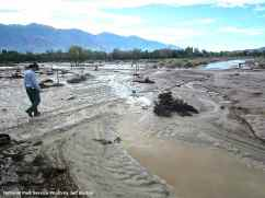 Manzanar Flood Damage 1