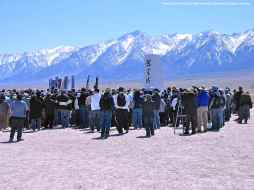 2009 Manzanar Pilgrimage (40th)-H20-20