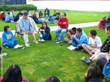 2009 Manzanar Pilgrimage (40th)-H20-34