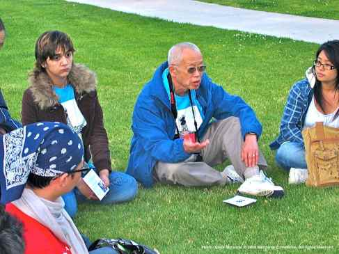 2009 Manzanar Pilgrimage (40th)-H20-38