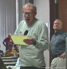 Philip Anaya, Owens Valley Committee
