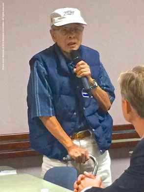 Arnold Maeda, Former Manzanar incarceree