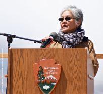 Keynote speaker Dr. Satsuki Ina