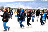 Ondo dancing at the conclusion of the 47th Annual Manzanar Pilgrimage, April 30, 2016, Manzanar National Historic Site.