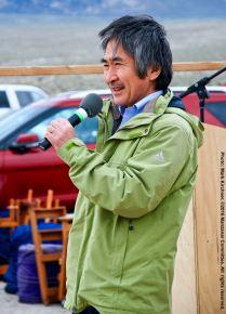 Cousul General of Japan (San Francisco) Jun Yamada