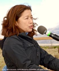 Keynote speaker Dr. Cathy Irwin