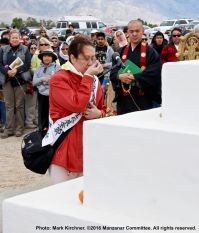 Interfaith Service during the 47th Annual Manzanar Pilgrimage