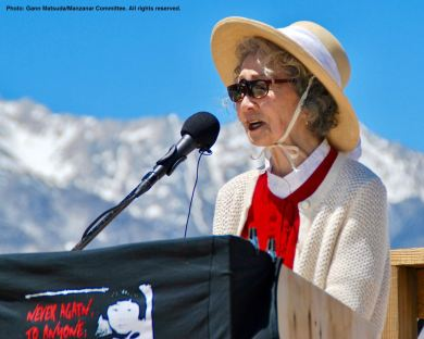 """The """"Songbird of Manzanar,"""" Mary Nomura"""