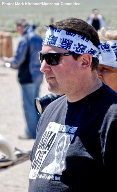 Former Manzanar NHS Superintendent Tom Leatherman