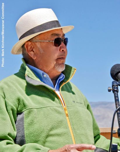 Manzanar Committee and Manzanar Pilgrimage co-founder Warren Furutani