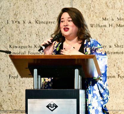 Kristin Fukushima, Little Tokyo Community Council