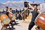 UCLA Kyodo Taiko performed at this year's Manzanar Pilgrimage once again. It was their 12th straight year at the Pilgrimage.