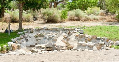 The Arai Fish Pond.
