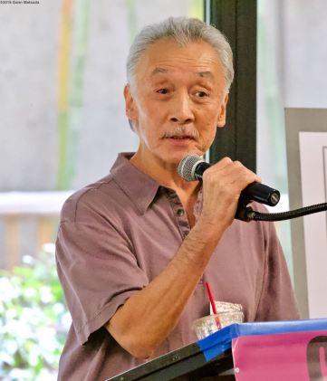 NCRR Co-Chair Richard Katsuda