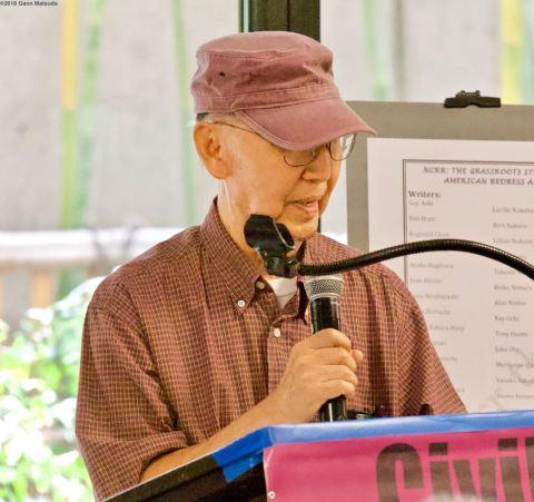 NCRR member Jim Matsuoka