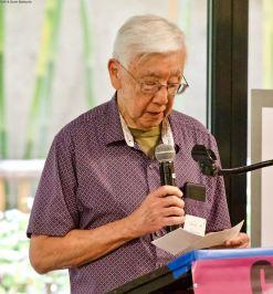 Former Rafu Shimpo staff writer Takeshi Nakayama