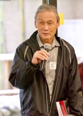 Former NCRR Co-Chair (one among many other positions and titles he's held) Alan Nishio