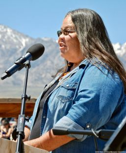 Kathy Bancroft, Lone Pine Paiute-Shoshone Reservation