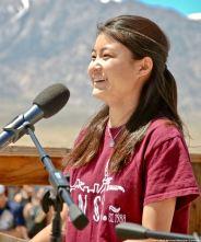 Lauren Matsumoto, UCSD Nikkei Student Union