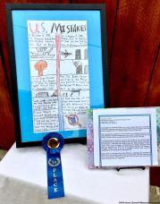 Kieran Ota, Sixth Grade, Shorecliffs Middle School, Capistrano Unified School District. First Place (Grades 6-8). Category: Visual Arts/Individual.