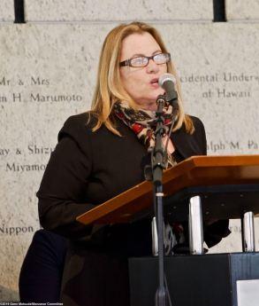 Ann Burroughs, President/CEO, Japanese American National Museum