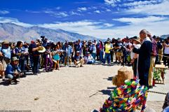 The Christian portion of the interfaith service. 50th Annual Manzanar Pilgrimage, April 27, 2019, at the Manzanar National Historic Site.