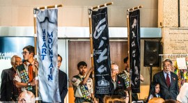 Camp banners